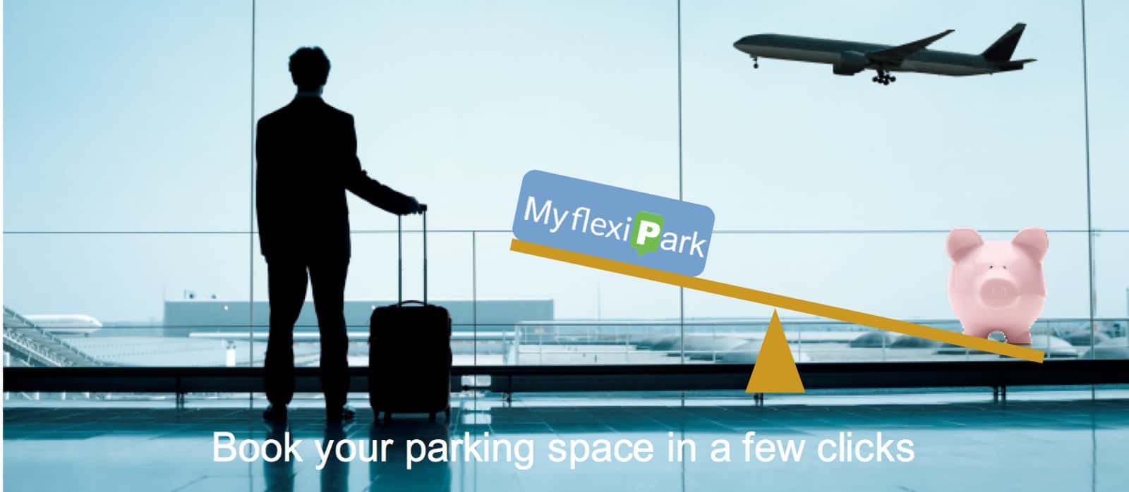 Cheap parking Charleroi Airport