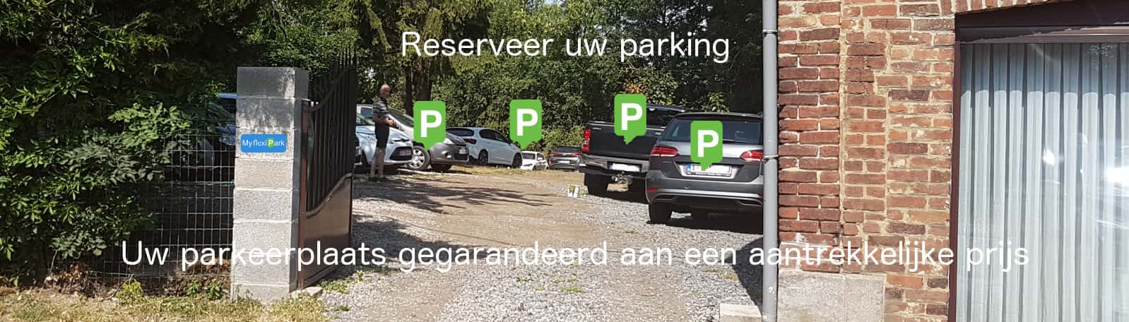 Charleroi Airport parking